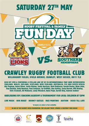 Rugby Festival & Family Fun Day